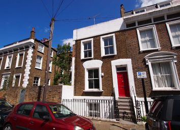 Thumbnail 3 bedroom end terrace house to rent in Warneford Street, London
