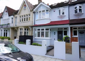 Thumbnail 4 bed terraced house to rent in Birchwood Road, London