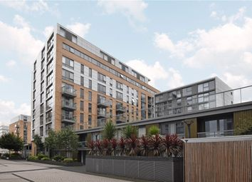 Thumbnail 1 bed flat for sale in Gladstone House, 31 Dowells Street, Greenwich, London