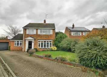 Thumbnail 4 bed detached house for sale in School Drive, Newton Longville, Milton Keynes, Bucks