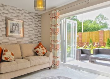 Thumbnail 4 bed detached house for sale in Ash Grove, Ripon