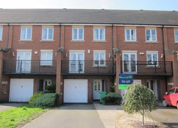 Thumbnail 4 bed town house to rent in City View, Mapperley, Nottingham