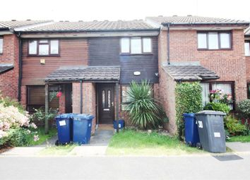 Thumbnail 2 bed end terrace house to rent in Rowlands Close, London