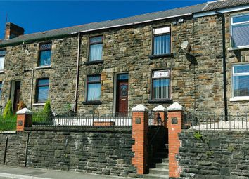 Thumbnail 2 bedroom terraced house for sale in East Road, Tylorstown, Ferndale, Mid Glamorgan