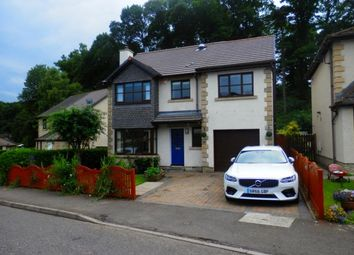 Thumbnail 4 bed detached house to rent in Mackenzie Drive, Almondbank, Perth