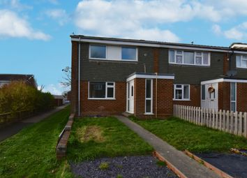 Thumbnail 3 bed end terrace house for sale in Montrose Road, Yeovil