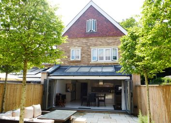 Thumbnail 4 bed town house for sale in Burnett Close, Winchester