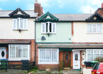 Thumbnail 2 bed terraced house for sale in Dunsford Road, Bearwood, West Midlands