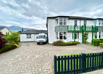 Thumbnail 4 bed semi-detached house for sale in Limhus, High Hill, Keswick