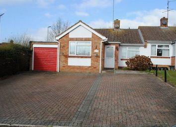 Thumbnail 2 bedroom semi-detached bungalow for sale in The Close, Kingsthorpe, Northampton
