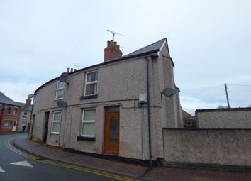 Thumbnail 2 bed end terrace house to rent in Market Street, Rhosllanerchrugog, Wrexham