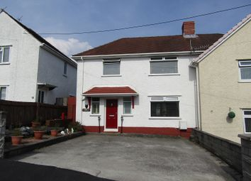 Thumbnail 2 bedroom property for sale in Brynamlwg, Clydach, Swansea.