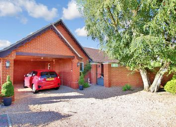 Thumbnail 3 bed detached bungalow for sale in Eels Foot Road, Ormesby, Great Yarmouth