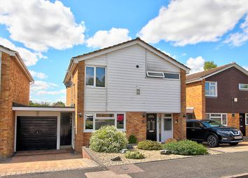 Thumbnail 3 bed link-detached house for sale in Coniston Road, Basingstoke