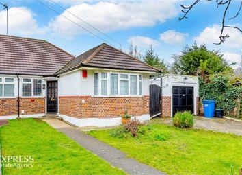 Thumbnail 3 bed semi-detached bungalow for sale in Sandy Ridge, Chislehurst, Kent
