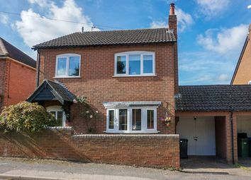Thumbnail 3 bed detached house for sale in Walcote Road, South Kilworth, Lutterworth