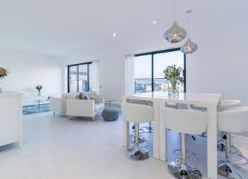 Thumbnail 4 bedroom flat to rent in Westferry Road, London