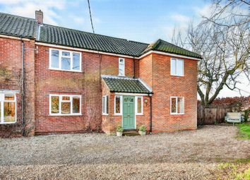 Thumbnail 5 bedroom semi-detached house for sale in Buxton Road, Spixworth, Norwich