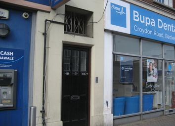 Thumbnail 4 bed flat to rent in Croydon Road, Beckenham, Kent