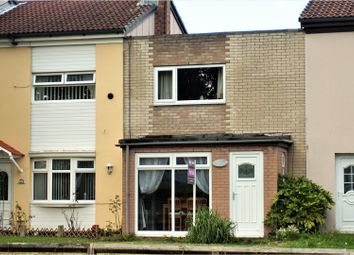 Thumbnail 2 bed terraced house for sale in Duddon Close, Peterlee