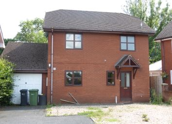 Thumbnail 3 bed detached house for sale in Cherry Tree Close, Ewyas Harold, Hereford