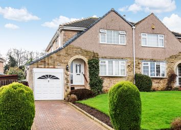 Thumbnail 3 bed semi-detached house for sale in Edens Way, Ripon