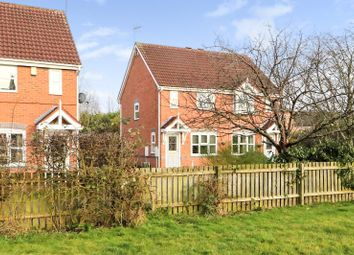 Thumbnail 2 bed semi-detached house for sale in Hackett Close, Ashby-De-La-Zouch