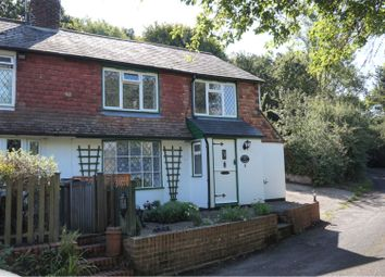 Thumbnail 3 bed semi-detached house for sale in Smeeth, Ashford