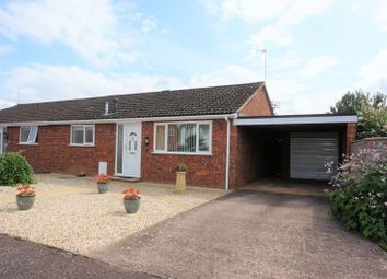 Thumbnail 2 bedroom semi-detached bungalow for sale in Minster Close, Taunton