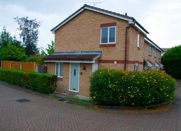 Thumbnail 1 bedroom semi-detached house to rent in Carlbury Close, St. Albans