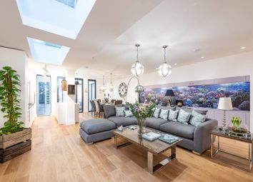 Thumbnail 4 bed flat for sale in Salcombe Gardens, Clapham Common North Side, London