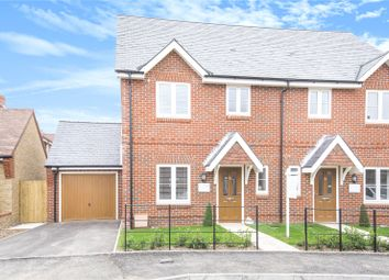 Thumbnail 3 bedroom semi-detached house for sale in Wrecclesham Hill, Wrecclesham, Farnham, Surrey