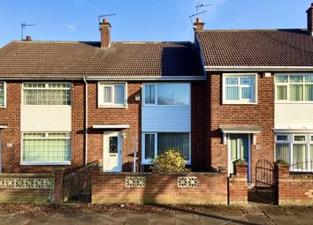 3 bed terraced house for sale in Somerby Terrace, Pallister Park, Middlesbrough TS3
