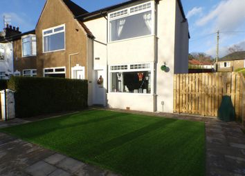 Thumbnail 2 bed end terrace house for sale in Alyth Crescent, Clarkston, Clarkston