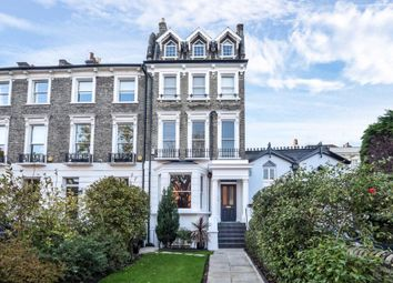 Thumbnail 3 bed flat for sale in North Road, Highgate