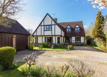 Thumbnail 4 bed detached house for sale in Sunningwell, Abingdon