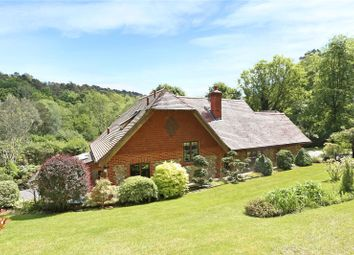 Thumbnail 4 bed detached house for sale in Whitmore Vale, Grayshott, Hindhead, Surrey