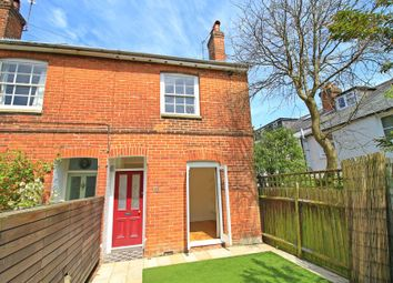 Thumbnail 2 bed end terrace house to rent in St. Swithuns Terrace, Canon Street, Winchester