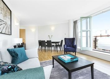Thumbnail 1 bed flat to rent in River View Heights, 27 Bermondsey Wall West, London
