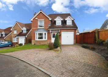 Thumbnail 4 bedroom detached house for sale in Glenarklet Crescent, Paisley