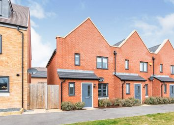Thumbnail 3 bed end terrace house for sale in Trinity Way, Basingstoke, Hampshire