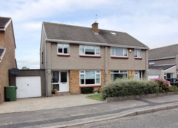Thumbnail 3 bed semi-detached house for sale in Thomson Road, Currie, Edinburgh