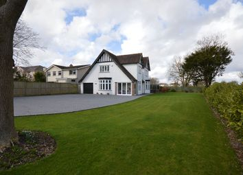 Thumbnail 4 bed detached house to rent in Grange Road, Saltford, Avon