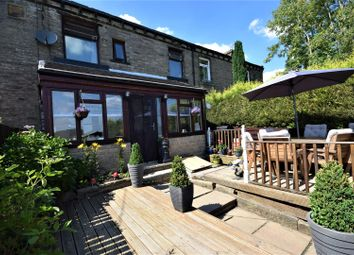 Thumbnail 2 bed cottage for sale in Belle Vue, Queensbury, Bradford