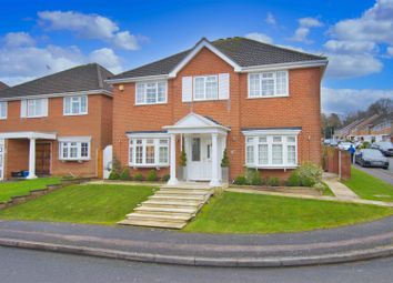 Thumbnail 5 bed detached house for sale in Nicholas Road, Elstree, Borehamwood
