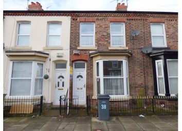 2 bed terraced house for sale in Paterson Street, Birkenhead CH41