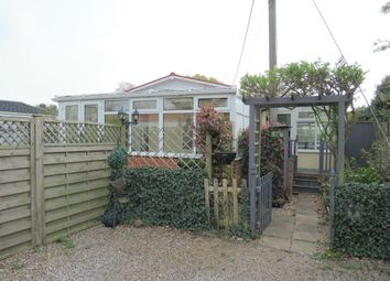 Thumbnail 1 bed mobile/park home for sale in Windmill Park, Windmill Lane, Balsall Common, Coventry