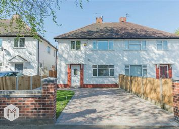 Thumbnail 3 bed semi-detached house for sale in Old Clough Lane, Worsley, Manchester