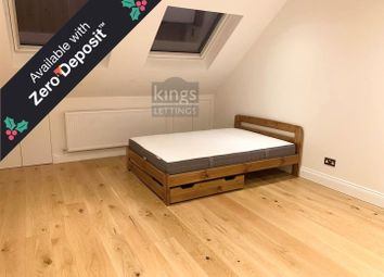 Thumbnail Studio to rent in Mansfield Avenue, London