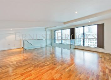 Thumbnail 2 bed flat to rent in Discovery Dock East, South Quay Square